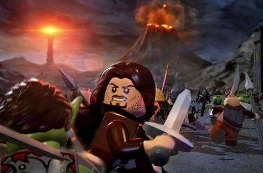 cópias gratuitas de Lego The Lord of the Rings