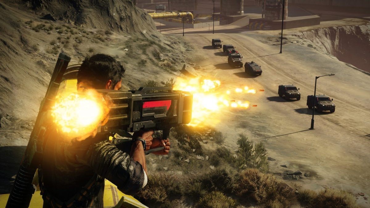 Foto 6 do jogo Just Cause 4