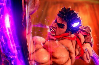 Kage é o novo lutador de Street Fighter V