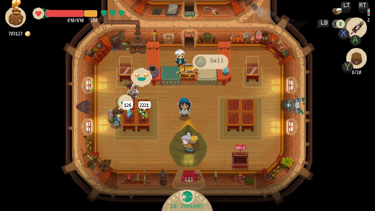 Foto 1 do jogo Moonlighter