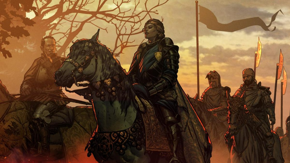 Foto 1 do jogo Thronebreaker: The Witcher Tales – Review