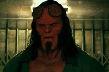 Divulgado o primeiro trailer oficial de Hellboy