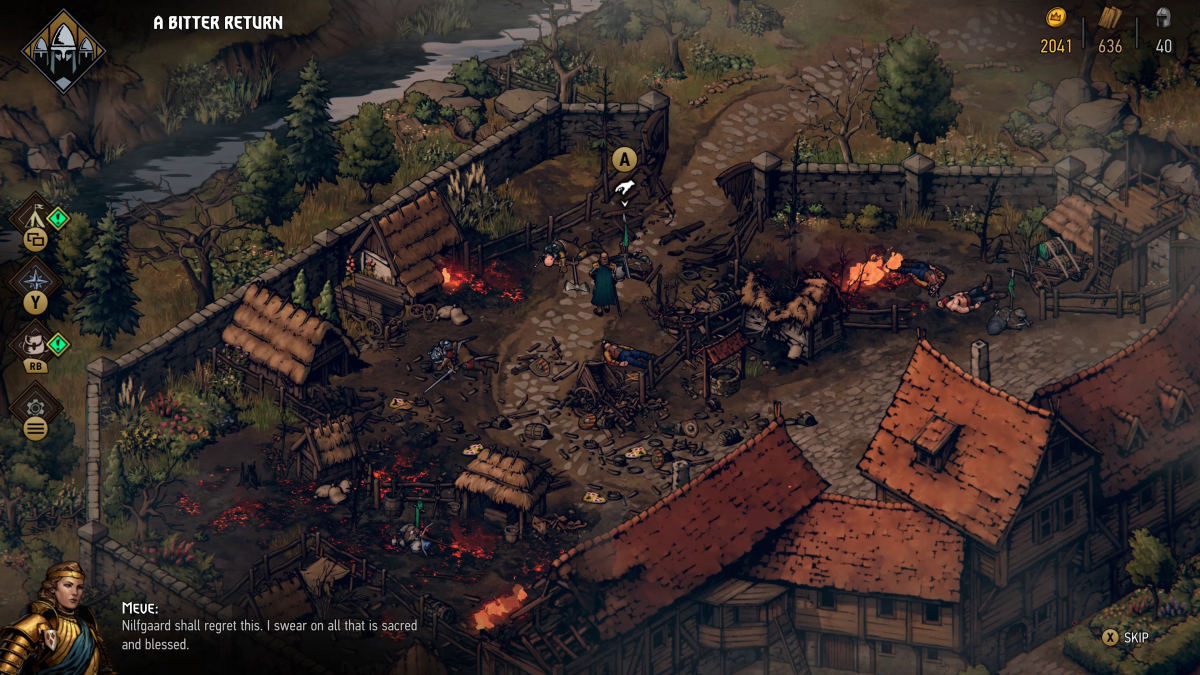 Foto 7 do jogo Thronebreaker: The Witcher Tales – Review