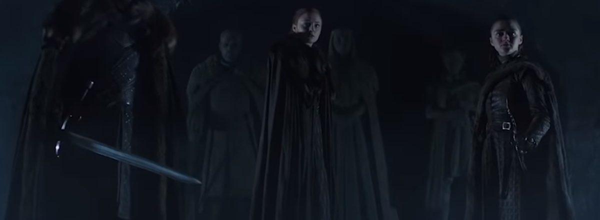 HBO divulga teaser e data de estreia da última temporada de Game of Thrones