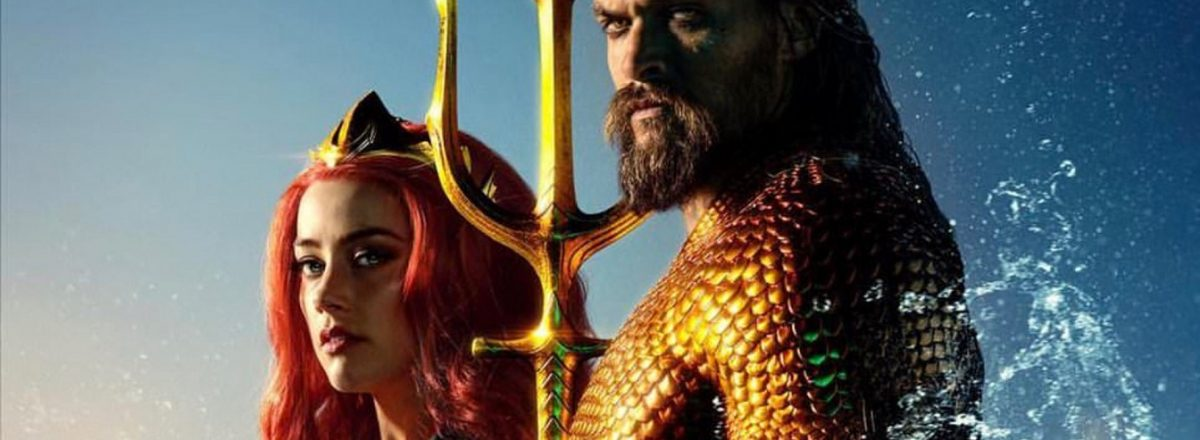 Aquaman ultrapassa a marca de US$ 1 bilhão em bilheteria