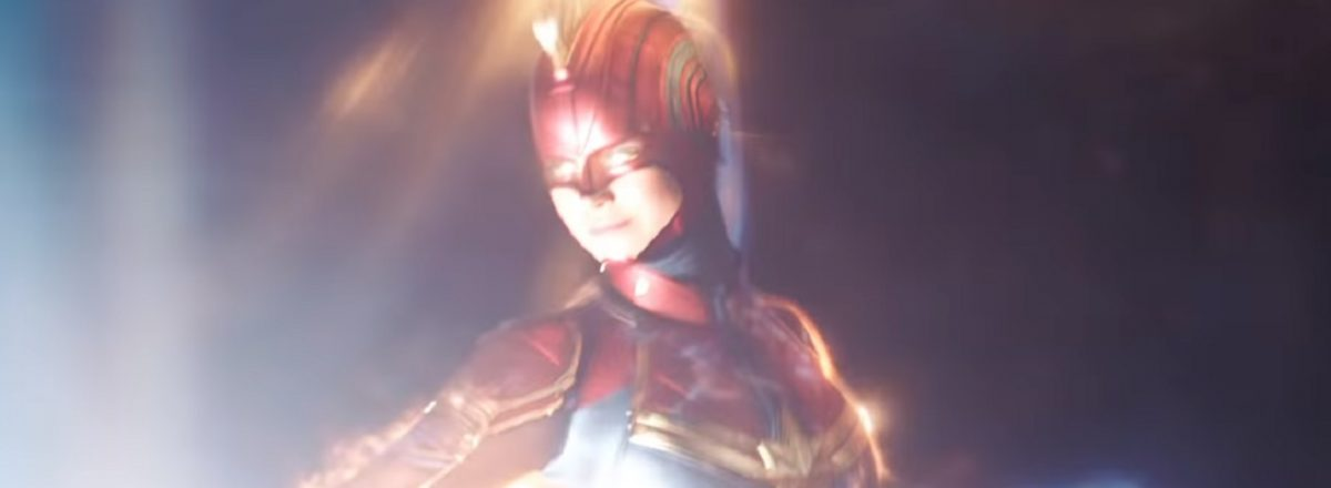 Assista a nova prévia de Capitã Marvel