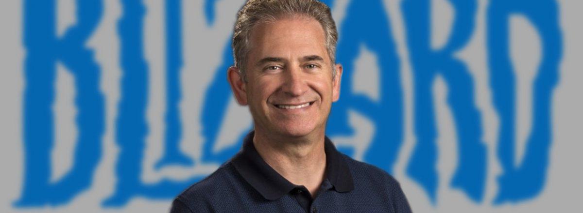Fundador da Blizzard deixará a empresa em abril