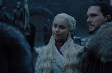 HBO libera novo teaser da última temporada de Game of Thrones mostrando encontre de Sansa e Daenerys