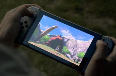 Nintendo Switch foi o console mais vendido em 2018 nos Estados Unidos
