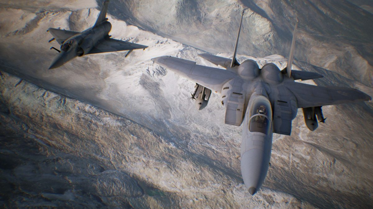 Foto 1 do jogo Ace Combat 7: Skies Unknown – Review