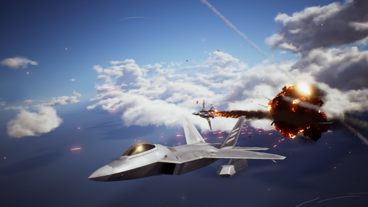 Foto 2 do jogo Ace Combat 7: Skies Unknown – Review