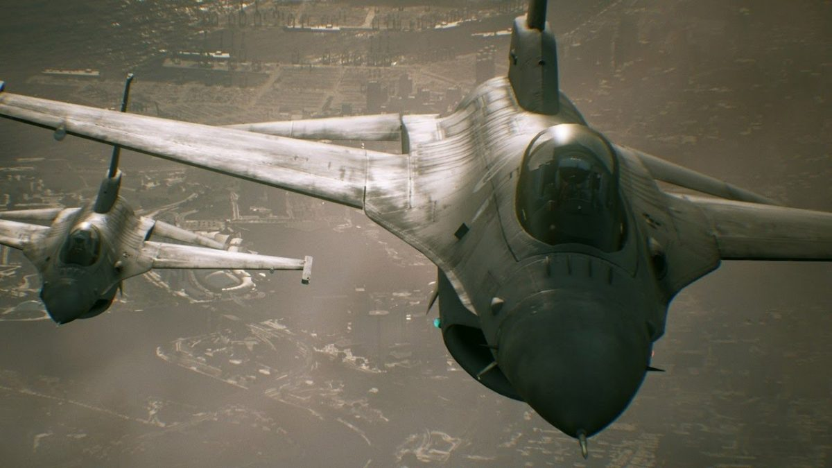 Foto 4 do jogo Ace Combat 7: Skies Unknown – Review