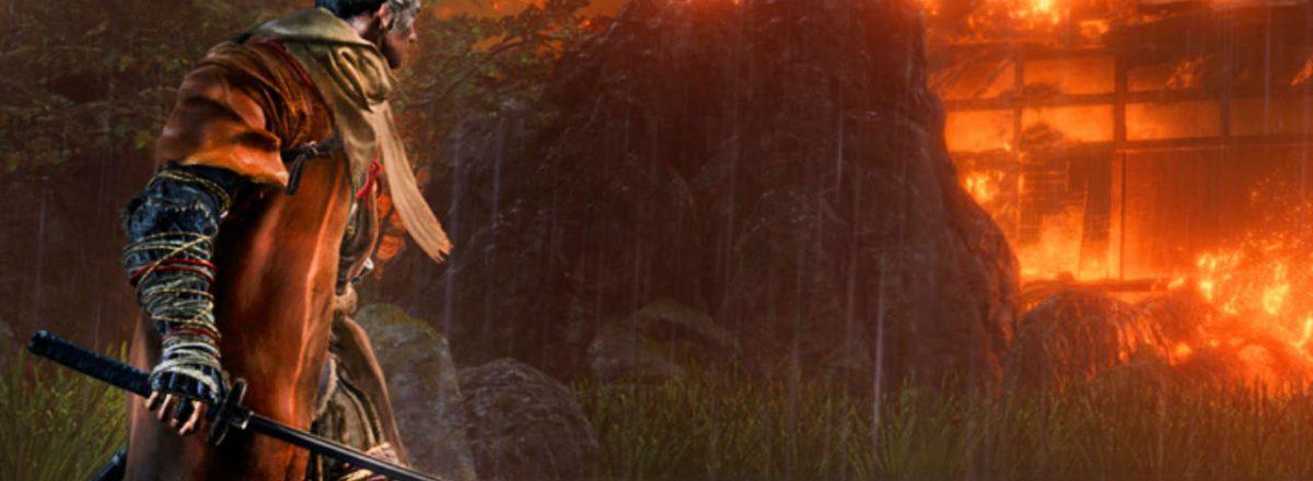 Nova gameplay de Sekiro mostra mais do combate e apresenta uma área chamada Hirata Estates