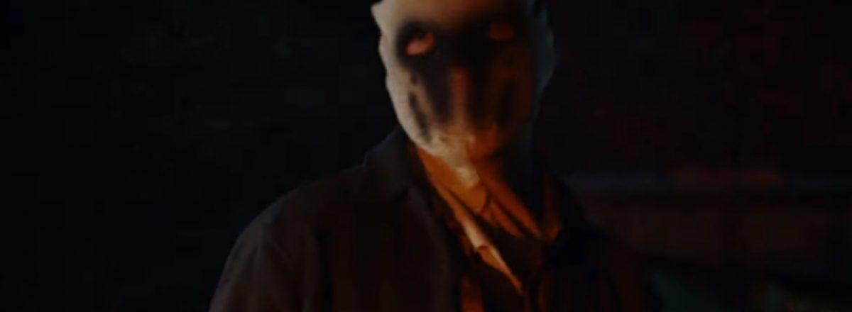 Rorschach aparece nas primeiras cenas da série de Watchmen produzida pela HBO