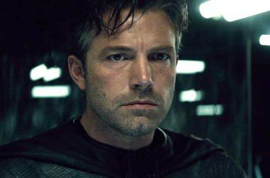 Ben Affleck fala pela primeira vez sobre a sua despedida do Batman