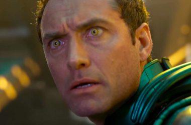 Livro confirma que o personagem de Jude Law em Capitã Marvel será mesmo Yon-Rogg