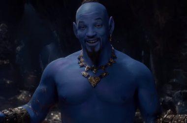 Novo trailer do live-action de Aladdin mostra Will Smith como o Gênio