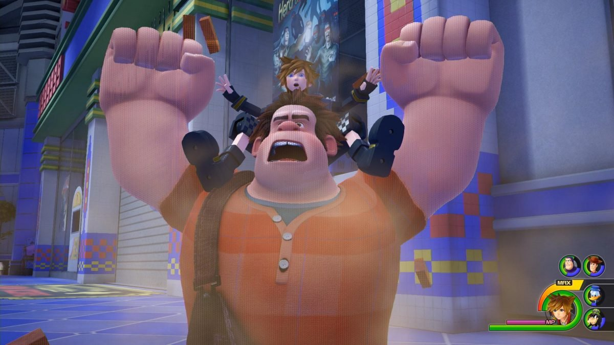 Foto 8 do jogo Kingdom Hearts III – Review