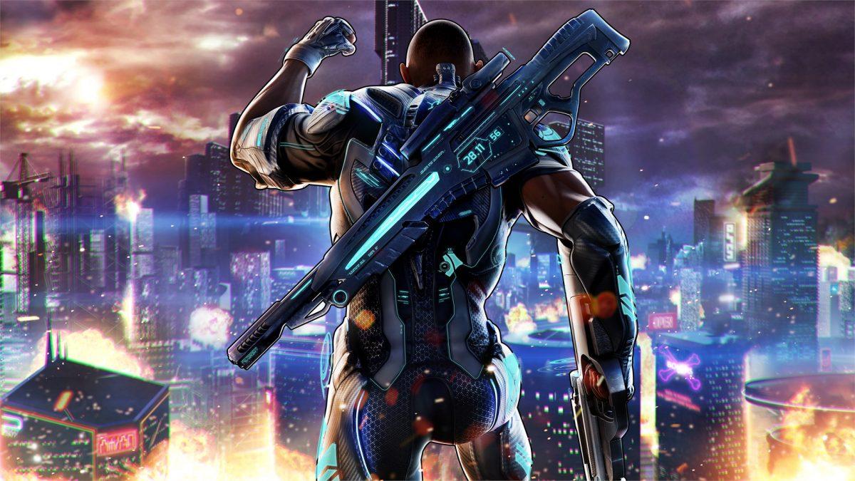Foto 1 do jogo Crackdown 3
