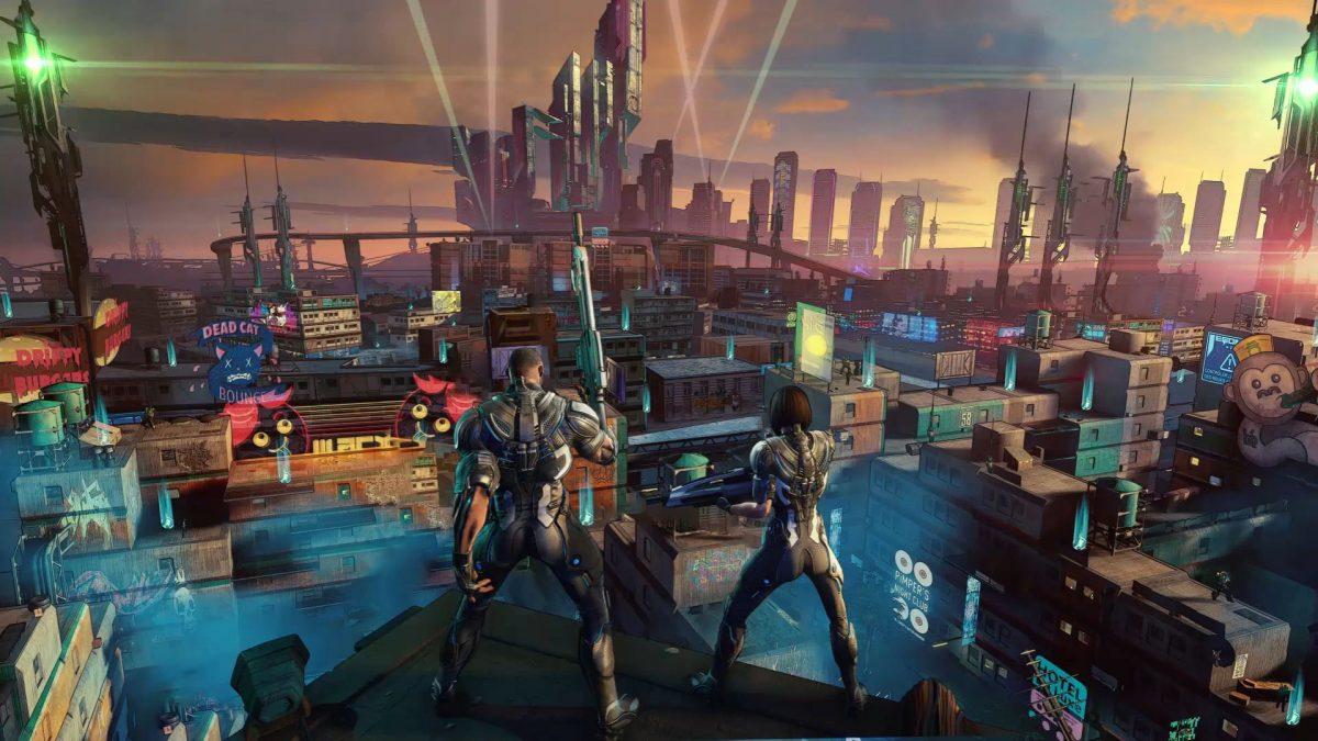 Foto 3 do jogo Crackdown 3