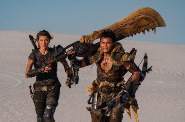 Filme de Monster Hunter ganha data de lançamento