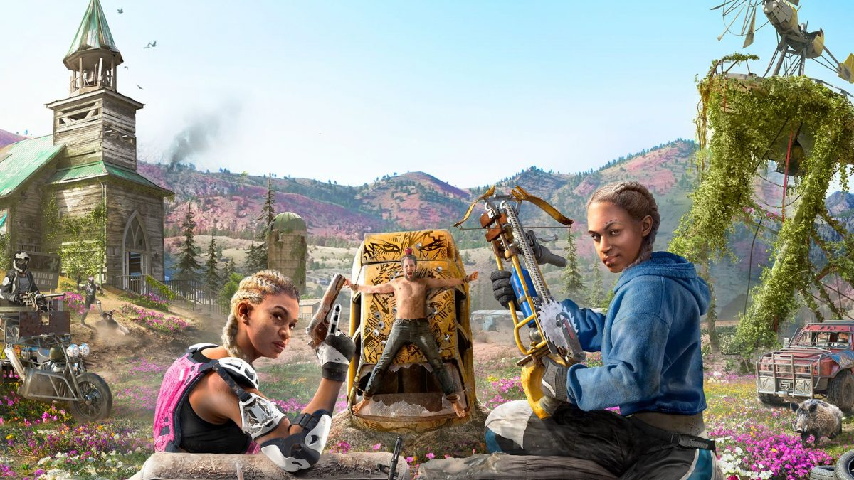 Foto 1 do jogo Far Cry: New Dawn – Review