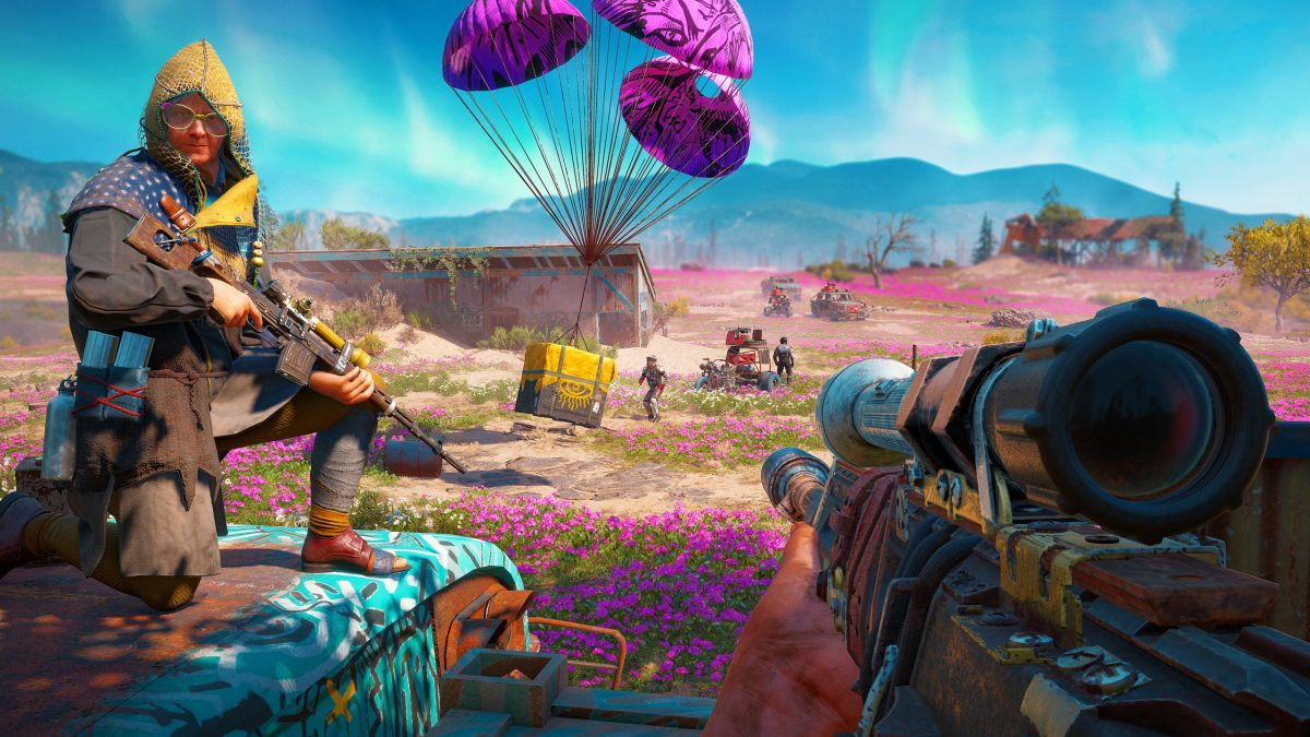 Foto 2 do jogo Far Cry: New Dawn – Review