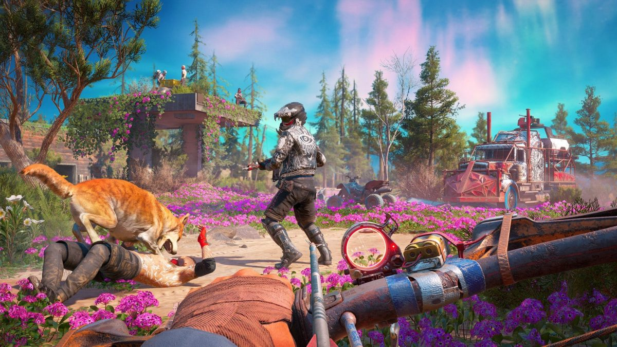 Foto 3 do jogo Far Cry: New Dawn – Review