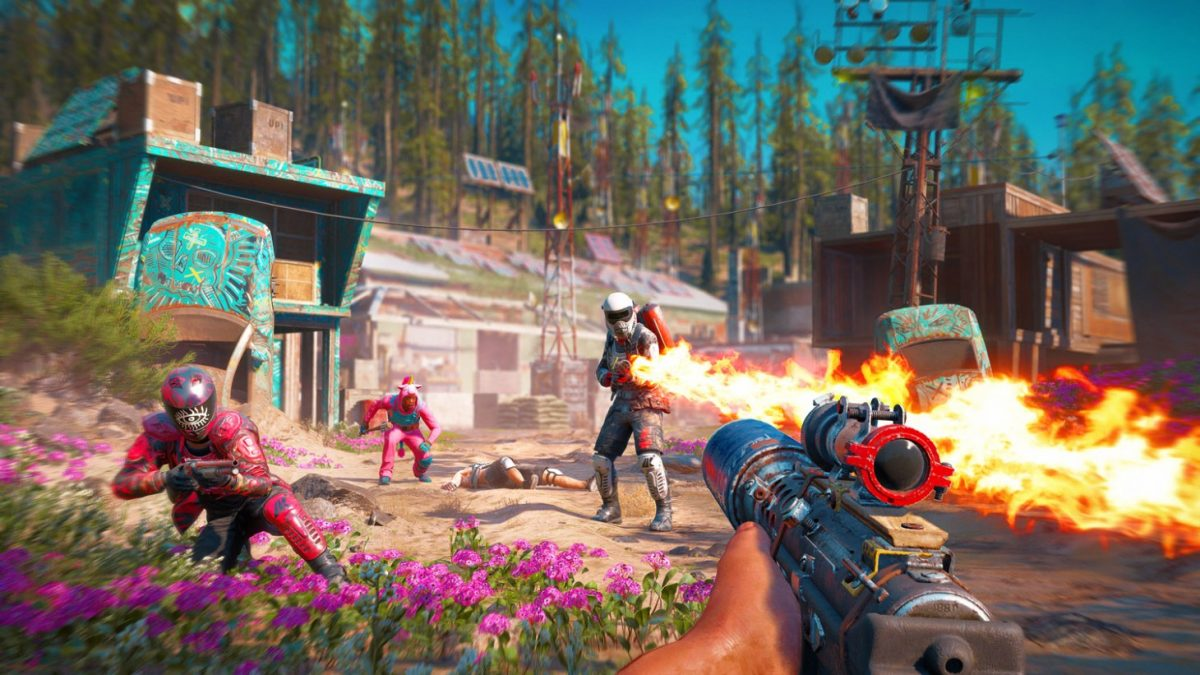 Foto 4 do jogo Far Cry: New Dawn – Review