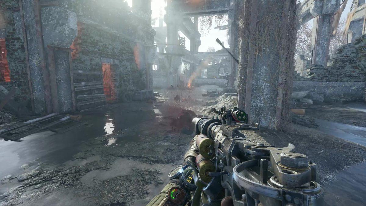 Foto 2 do jogo Metro Exodus – Review