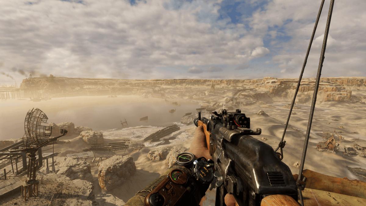 Foto 5 do jogo Metro Exodus – Review
