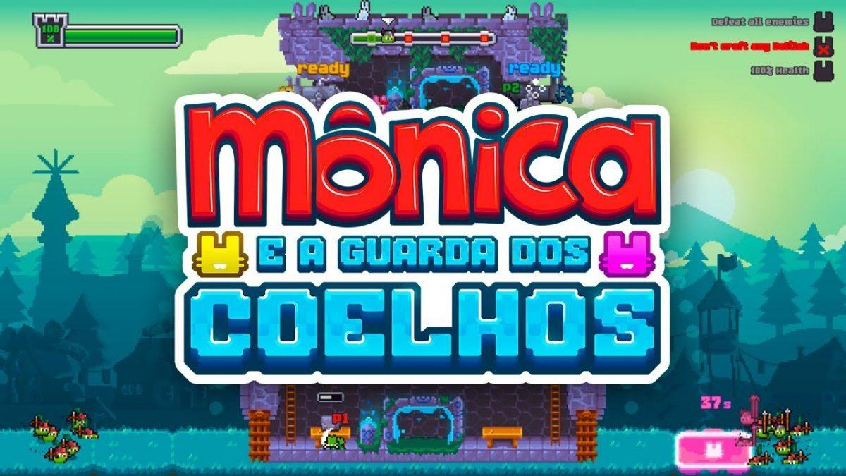 Foto 1 do jogo Monica e a Guarda dos Coelhos