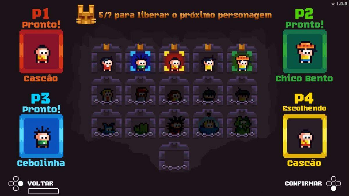 Foto 2 do jogo Monica e a Guarda dos Coelhos