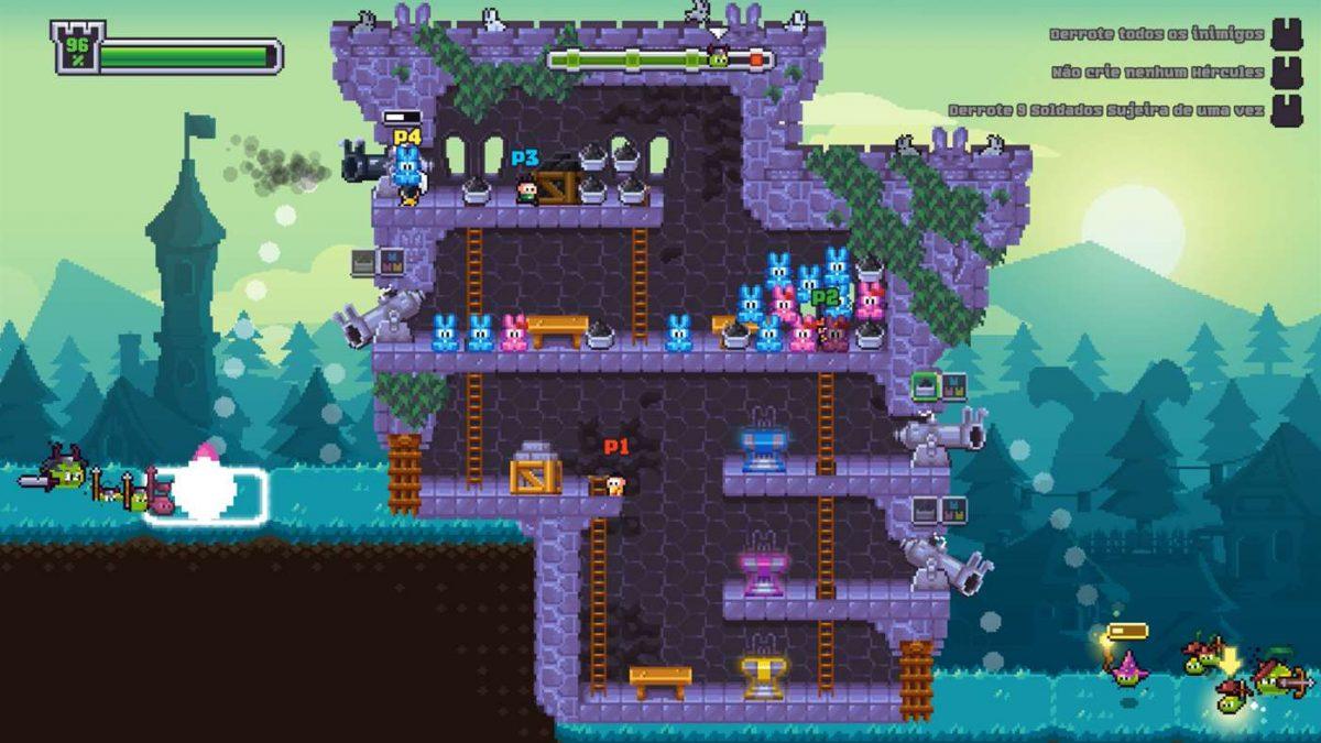Foto 3 do jogo Monica e a Guarda dos Coelhos