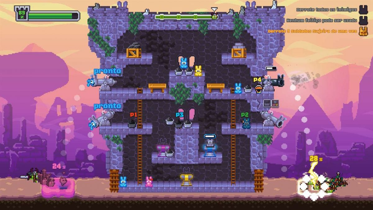 Foto 4 do jogo Monica e a Guarda dos Coelhos