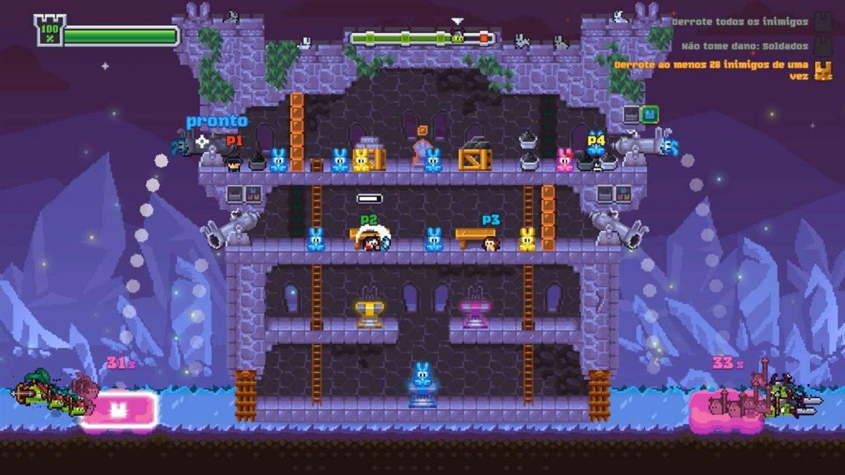 Foto 5 do jogo Monica e a Guarda dos Coelhos