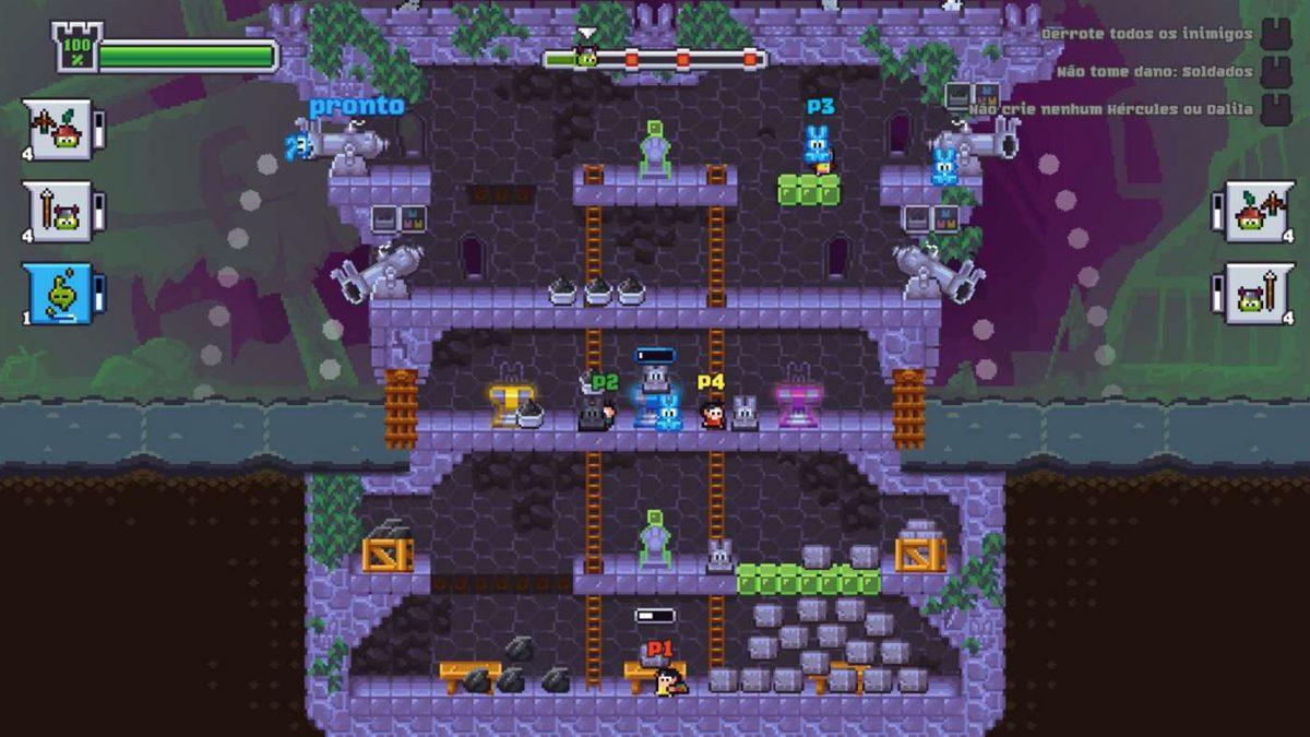 Foto 6 do jogo Monica e a Guarda dos Coelhos