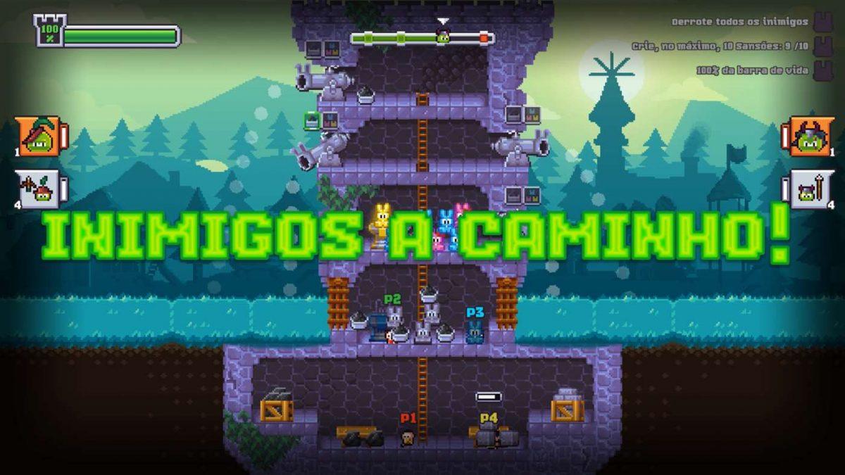Foto 7 do jogo Monica e a Guarda dos Coelhos