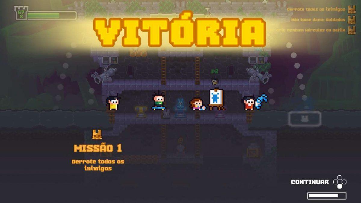 Foto 8 do jogo Monica e a Guarda dos Coelhos