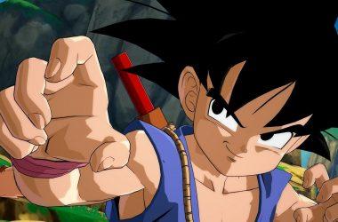 Goku criança de Dragon Ball GT é confirmado em Dragon Ball FighterZ