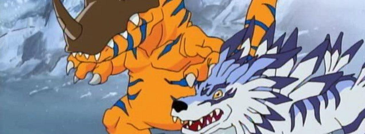 Artista imagina como seria o visual do Greymon e do Garurumon em um possível filme live-action de Digimon