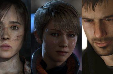 Heavy Rain, Beyond Two Souls e Detroit: Become Human serão lançados para PC