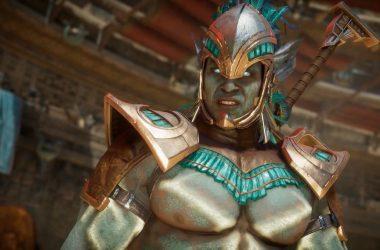 Novo trailer de Mortal Kombat 11 mostra a jogabilidade de Jacqui Briggs e Kotal Kahn