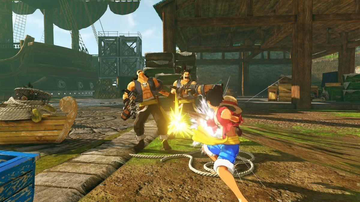 Foto 2 do jogo One Piece: World Seeker