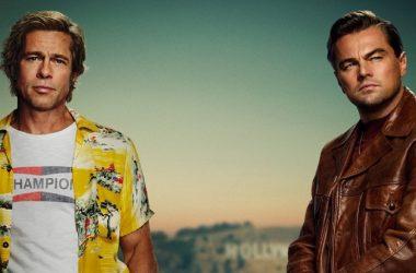 Once Upon a Time in Hollywood, novo filme de Quentin Tarantino, recebe o primeiro pôster