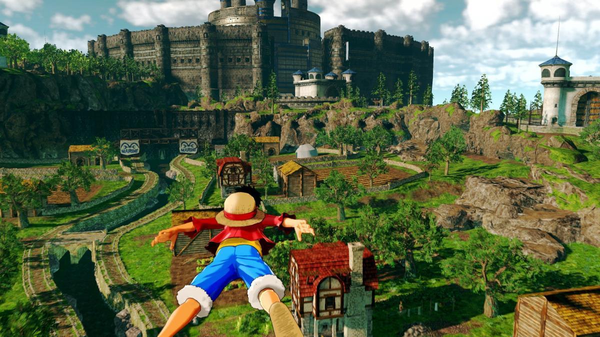 Foto 1 do jogo One Piece: World Seeker