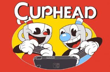 Cuphead chega em abril o Nintendo Switch
