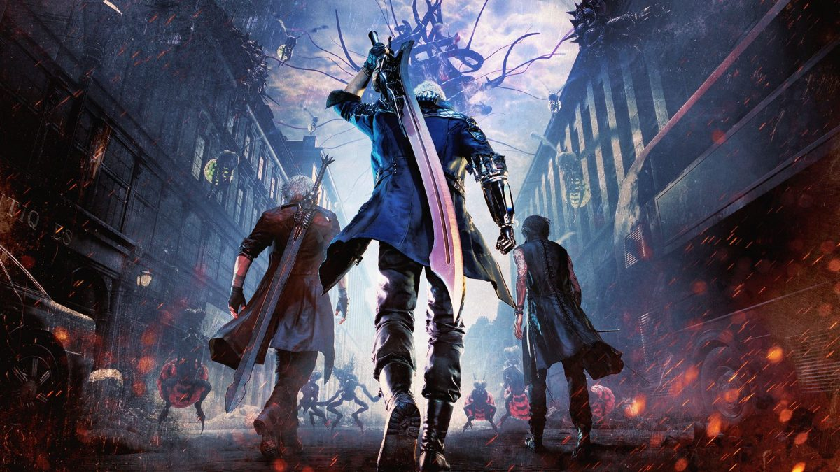 Foto 1 do jogo Devil May Cry 5 – Review