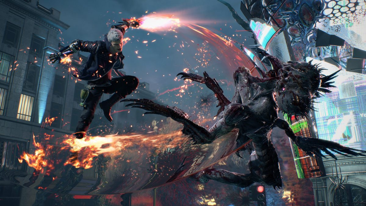 Foto 2 do jogo Devil May Cry 5 – Review