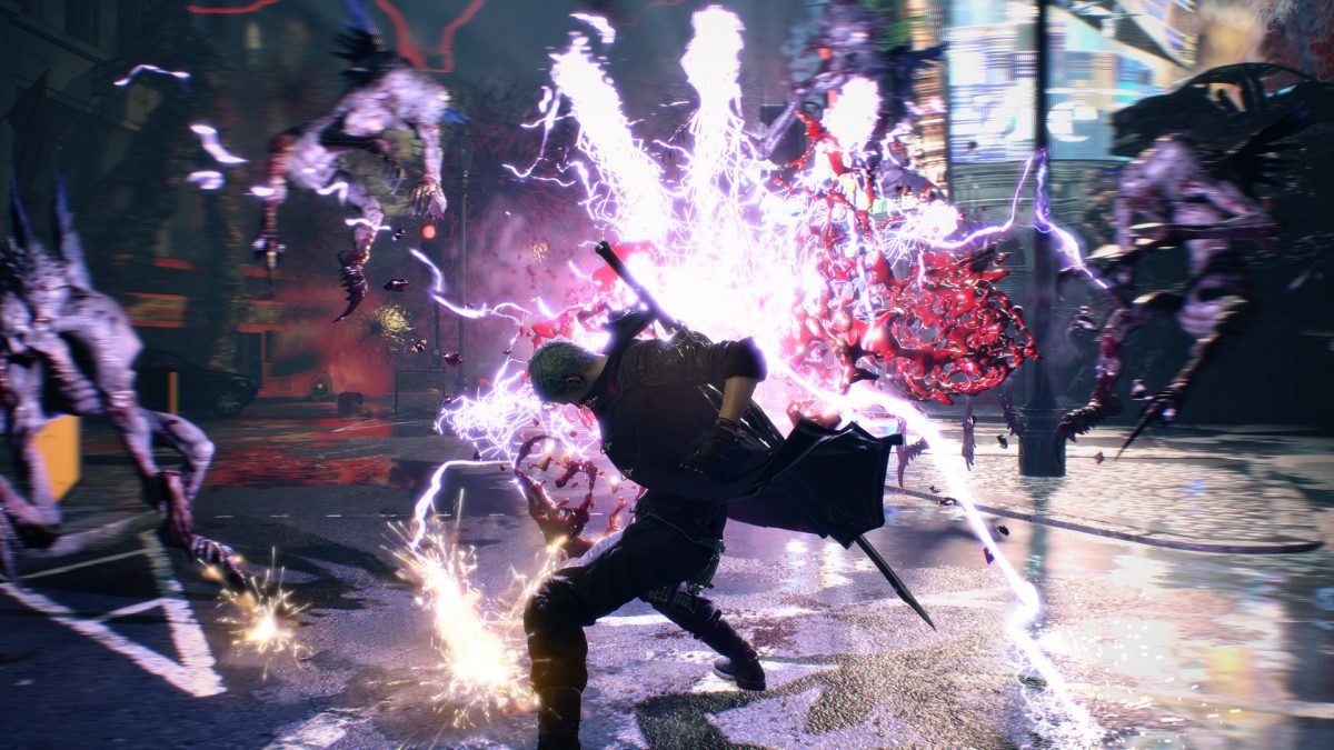 Foto 3 do jogo Devil May Cry 5 – Review
